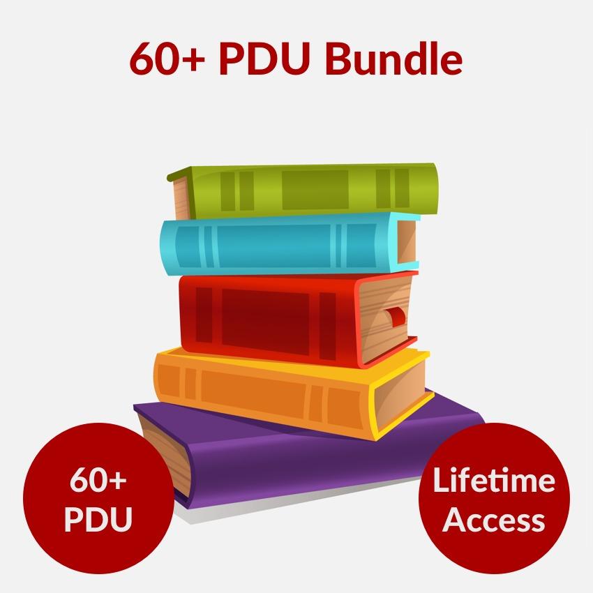 60 Pmp Pdu Online Course Bundle Renew Your Pmp Now